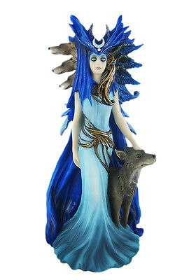 Anne Stokes HEKATE Statue Wicca Nemesis Now