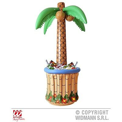182cm Inflatable Palm Tree Cooler - Palm Beer Chiller Beach Hula Party Prop