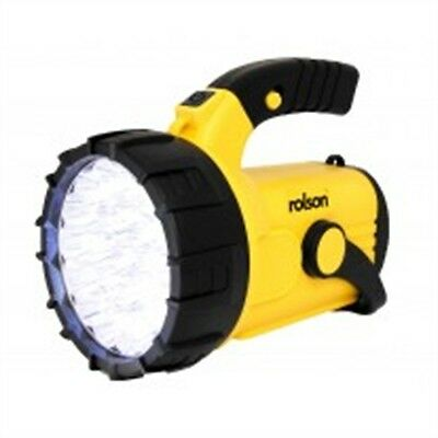 23 + 18 LED Work Light Dual Function - Rolson 61655 And Portable Travel Camping