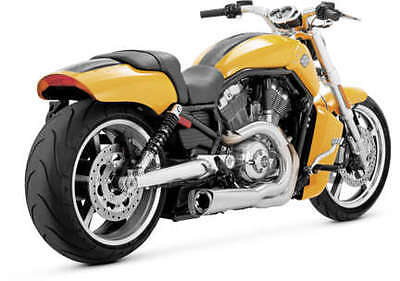Vance & Hines - 75-116-4 - Competition Series 2:1 Exhaust System, Brushed