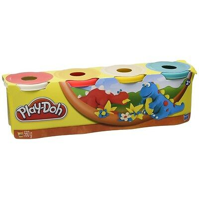 Play-doh Classic Colors Play-doh (pack Of 4)