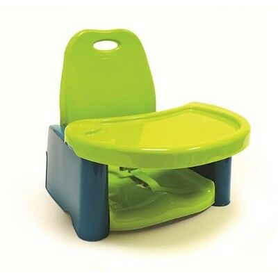 Tomy First Years Swing Tray Booster Seat (lime)