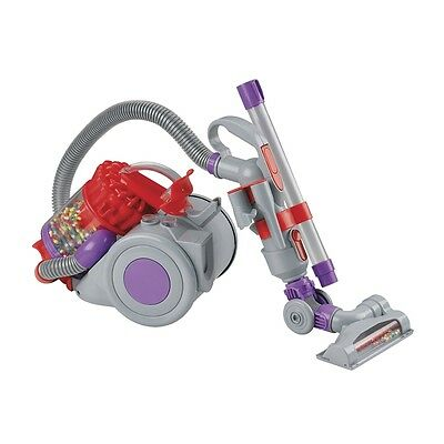 Dyson Dc22 Toy Vacuum Cleaner - Casdon Plastic Pretend Play Electronic