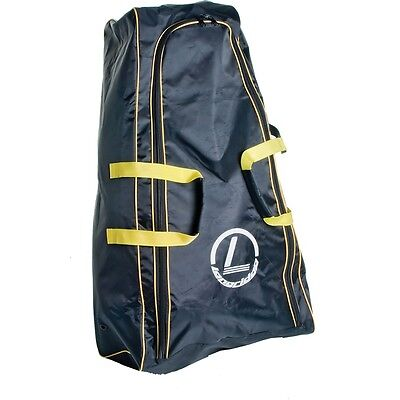 Deluxe Pull Golf Trolley Cover - Carry Bag Car Boot Clean Of Mud 53wx32dx93hcm