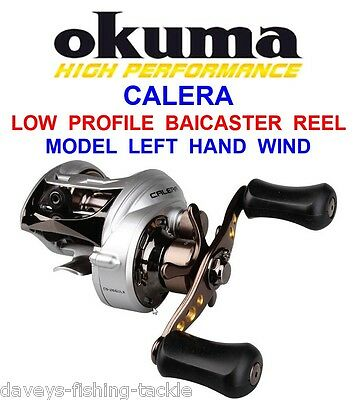 Okuma Calera C5-266Wlx Baitcaster Reel Lp Bc Multiplier For Sea Coarse Spinning