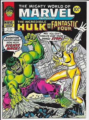 Marvel Comics - Hulk and Fantastic Four - #323 Dec 6th 1978