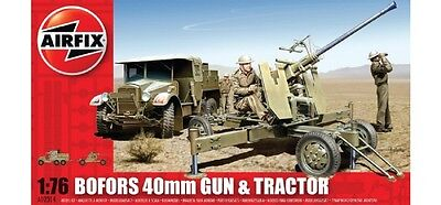 AIRFIX® A02314 Bofors 40mm Gun & Tractor in 1:76