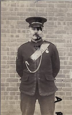 Sergeant Instructor of Musketry KRRC Kings Royal Rifle Corps ALSGC