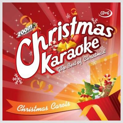Zoom Karaoke Hits CDG CD+G Vol 22 - Christmas Carols