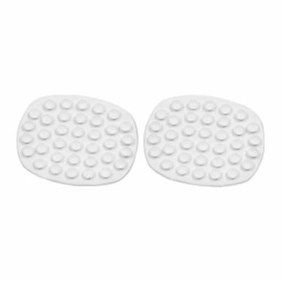 Bathroom Suction Soap Holder PACK OF 2 - FREE SHIPPING