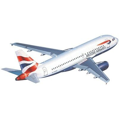 Revell 1:144 Scale Airbus A319 Br. Airways/german W Plastic Kit