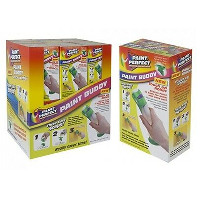 Paint Buddy Touch Up Roller - Perfect Painting Decorating Household Tool