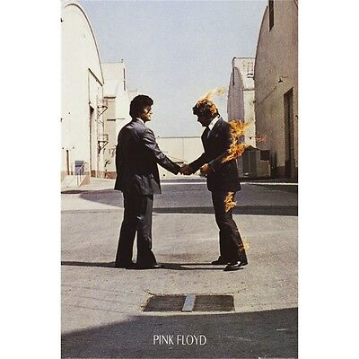 Pink Floyd Wish You Were Here Affiche Maxi - 61x 91cm Nouvelle