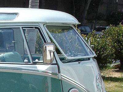 Vw Type 2 Bus Transporter Kombi Deluxe 1950-1967 Front Safari Window Kit