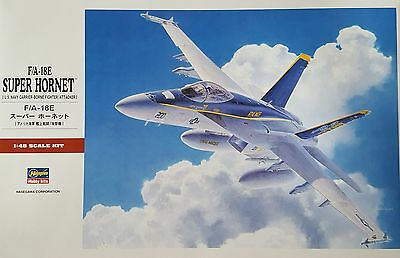 HASEGAWA® 07239 US Navy F/A-18E Super Hornet™ in 1:48 LIMITED