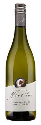 Nautilus Sauvignon Blanc 2015 (12 x 750mL), Marlborough, NZ.