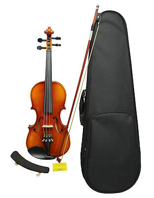 Artist SVN12 Solid Wood Student Violin Package 1/2 Size - New
