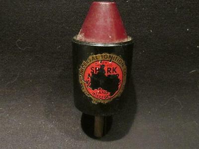Sparkmaster Vintage Bakelite Ignition Coil from Universal Ignition Co Chicago