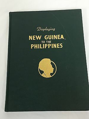 1945 Displaying New Guinea To The Philippines
