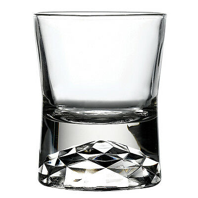 Libbey Shorty Rocks Glass 150ml - Set of 6 - Small Whiskey and Appetizer Glass