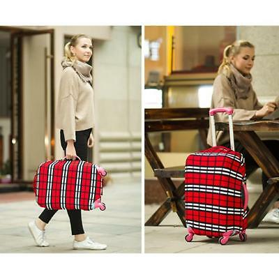 "18""- 24"" LARGE Elastic Luggage Suitcase Cover Protection Protector Covers Travel"