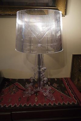 Genuine KARTELL Bourgie Table Lamp clear