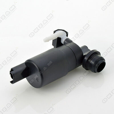 1x WINDSCREEN WASHER PUMP DUEL PUMP FOR RENAULT MODELS 7700428386 *NEW*