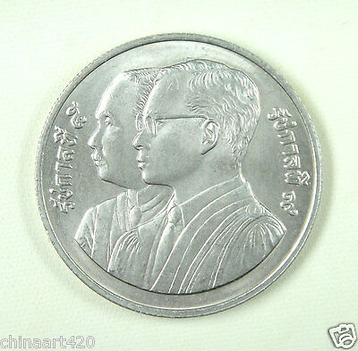 Thailand Commemorative Coin 10 Baht 1992 UNC, Ministry of Justice Centennial