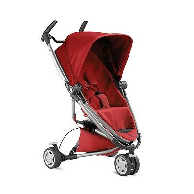 Poussette ultra compacte Zapp Xtra2 Red Rumour 2015 Quinny