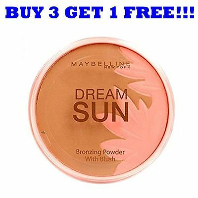 Maybelline Dream Sun Bronze Powder 09 Golden Tropics 16g