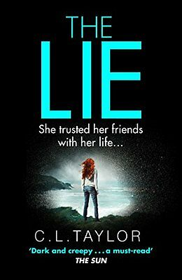 The Lie - Book by C.L. Taylor (Paperback, 2015)