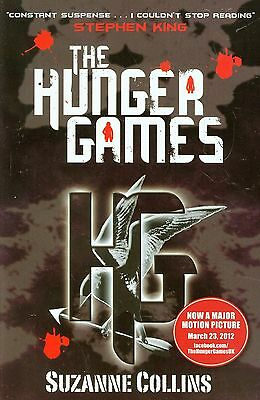 The Hunger Games - Book by Suzanne Collins (Paperback, 2009)