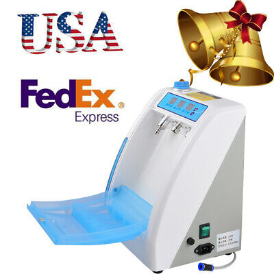 Dental Handpiece Maintenance Oiling System cleaning Lubrication Cleaner Device A