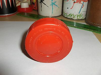 Red Plastic-Aladdin,Thermos Stopper-Fits All Thermoses That Use Lox-# 30 Stopper