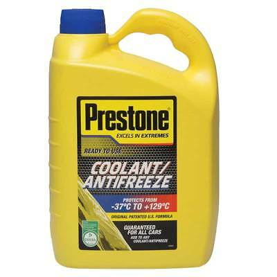 Antifreeze 4L Ready to Use Mixture 4 Litre Coolant - Prestone LOYPAFR0201A