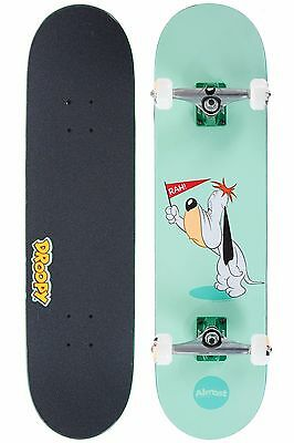 """Almost Skateboard x Hanna Barbera Droopy 8"""" Complete Limited Edition"""