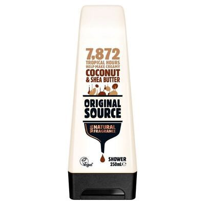 Original Source Moisturising Coconut & Shea Butter Shower Gel 250ml