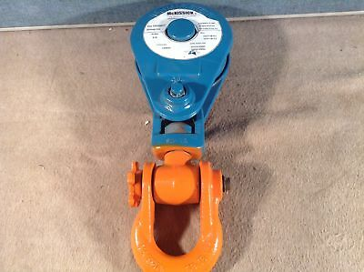Mckissick N-431 8Inch Snatch Block, 15 Ton Max,3/4 Rope Size.120023