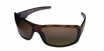 Timberland Sunglass Mens Tortoise, Brown Lens Plastic Rectangle TB7092 52E