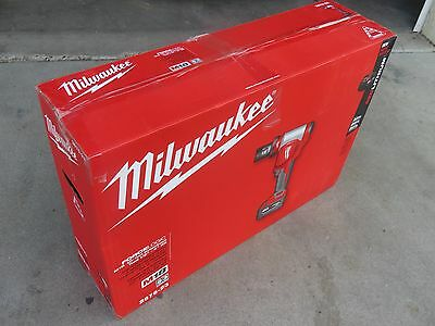 "NEW! Milwaukee Tools #2676-23 M18 Force Logic High Capacity Knockout Set 1/2""-4"""