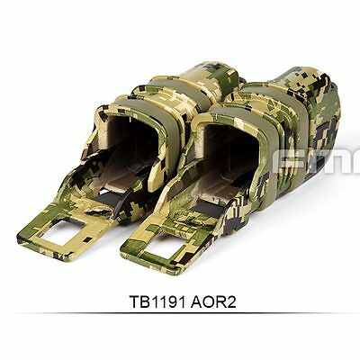 Fine AOR1 Tactical Water Transfer FAST Magazine  Pouch Holster Set Polymer