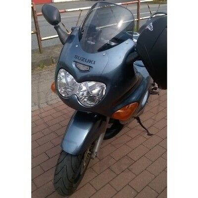 Suzuki GSX 750 F 2001 MRA Original Screen Smoke Grey