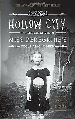 Hollow City The Second Novel of Miss Peregrines Children by Ransom Riggs-New PB