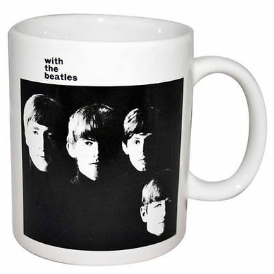 BEATLES With The Beatles OFFICIAL Mug NEW in Presentation Box