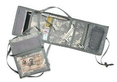 ARMY ACU UCP AT DIGITAL Camo DE LUXE US Military ID HOLDER Mappe pouch