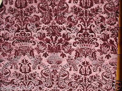 antique velvet pannel