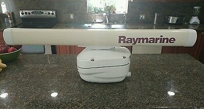 Raymarine 10kw Open Array for C / E Series Classic w/ Cable M92655-S w/ 4' array