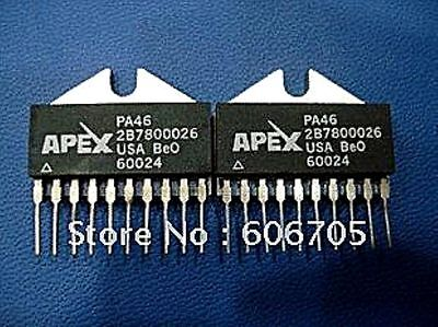 Apex Pa46 Zip-10 High Voltage Power Operational Amplifier