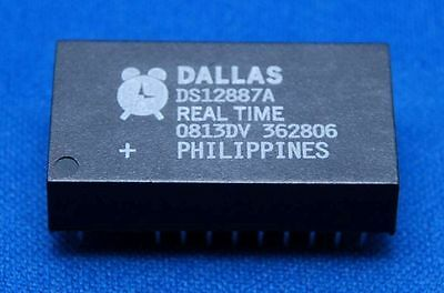 DALLAS DS12887A DIP-24 Real-Time Clock