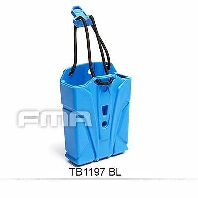 High Quality Blue Elastic Load Out System Flexible Magazine Bag Pouch For 5.56